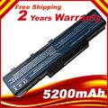 Emachines e525 bateria 5200 mah portátil para acer as09a31 as09a41 as09a51 as09a61 as09a71 aspire 4732 4732z d725