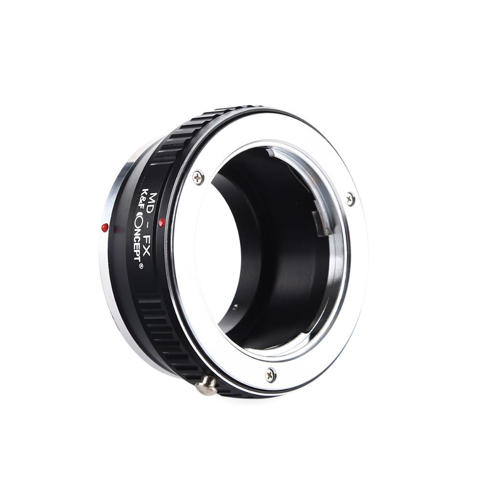 K&F CONCEPT MD-FX Lens Adapter Minolta MD Fujifilm Fuji X-Pro1 X Pro - Kamera və foto - Fotoqrafiya 5