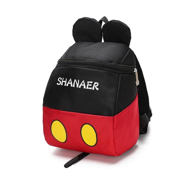 Anti Lost Children S Plush Backpacks Kindergarten Large School Bag 3 5 Years Old