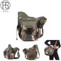 FS Brand Outdoor Sport Climbing Nylon Tactical Bag Single Shoulder Sling Chest Camping Cycling Military Backpack Army Bags