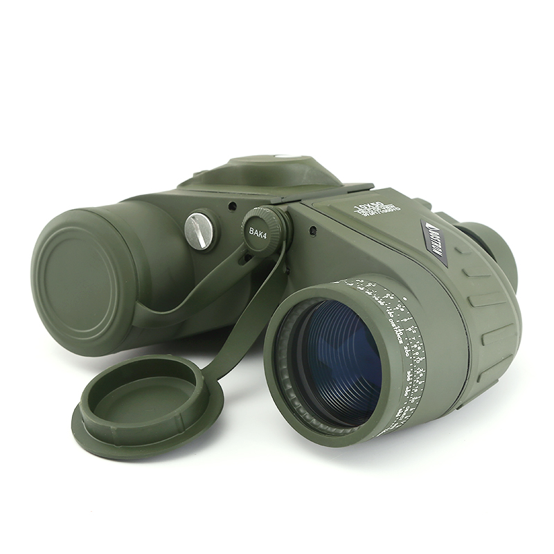 China Factory Best-Selling BOSTRON Army Green Military Powerful Binoculars with Compass china factory offer clinical trial diabetes laser treatment best selling