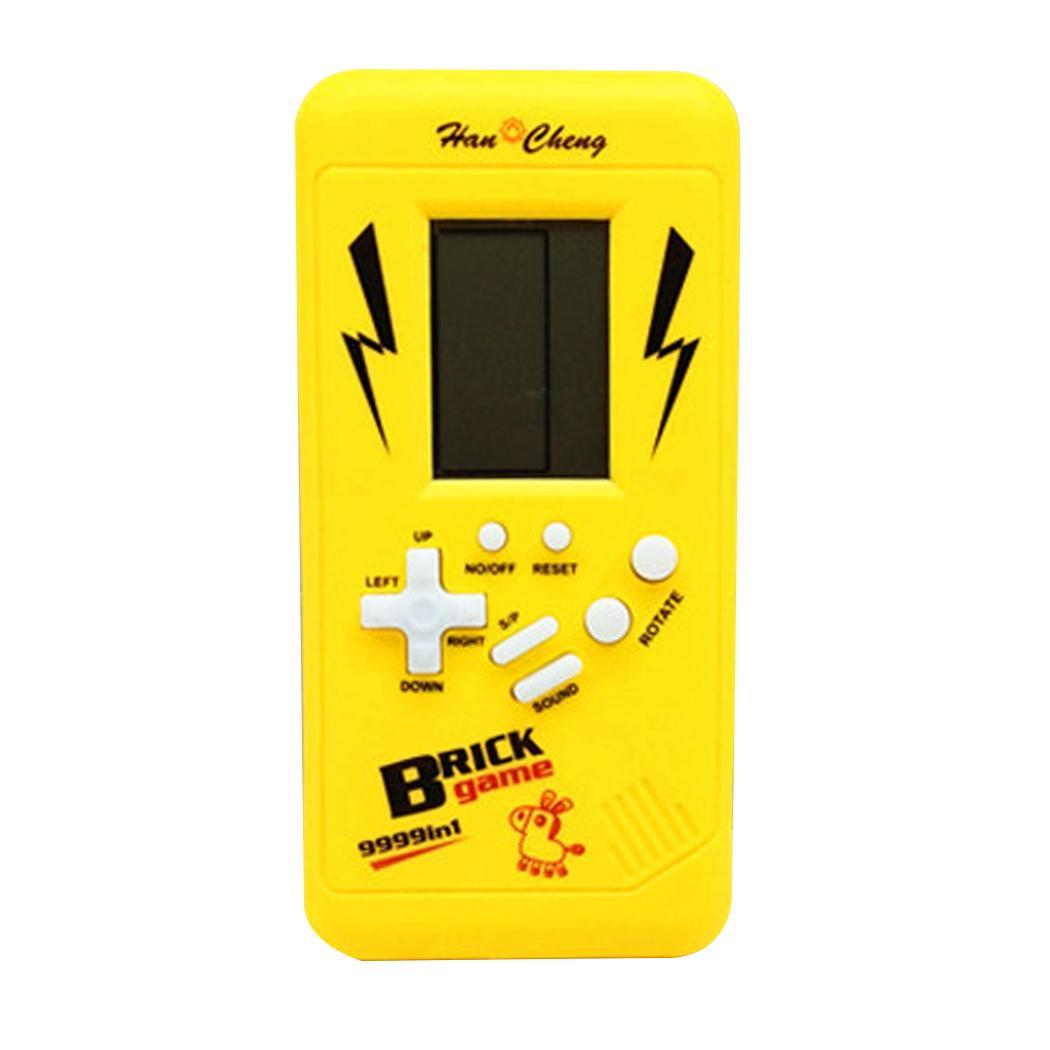 Classic Tetris LCD Electronic Fun Brick Game > 3 years old 2 x AAA Batteries Handheld Game Console Toys