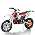 1/12 Scale New Style KTM Motorcycle Model Toys Motocross Mountain Eagles Model For Children Best Gifts   Collections