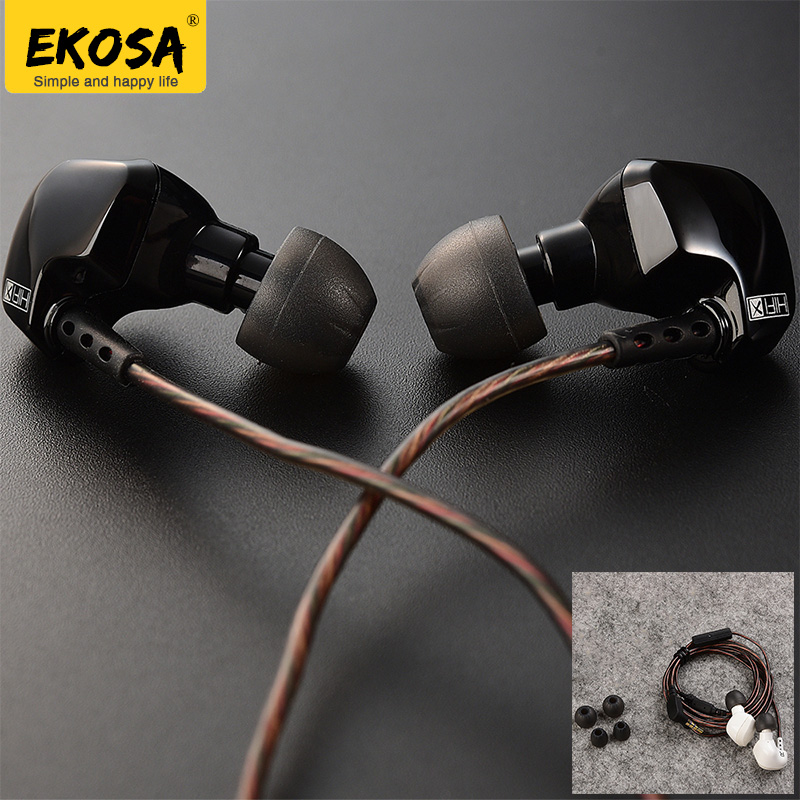 Earphone ecouteur For iphone Android In-ear Wired auriculares fone de ouvido earbuds kulaklik casque audio ear phones Earphones doosl metal earphone noise isolating earbuds hifi music in ear wired for iphone ios android cellphones pc fone de ouvido