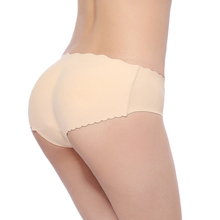 Padded seamless hip butt enhancer panties butt lifting panty body shaper bodies woman sexy fajas postparto