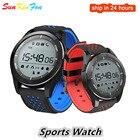 ★  Bluetooth Спорт Smart Watch IP68 Водонепроницаемый Шагомер Открытый Фитнес-Трекер SmartWatch Huawei  ★