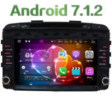 Android 7.1.2 9″ Quad-Core 2GB RAM 3G 4G WIFI DAB+ SWC BT Car DVD Multimedia Player Radio Stereo For Kia Sorento 2015 2016 2017