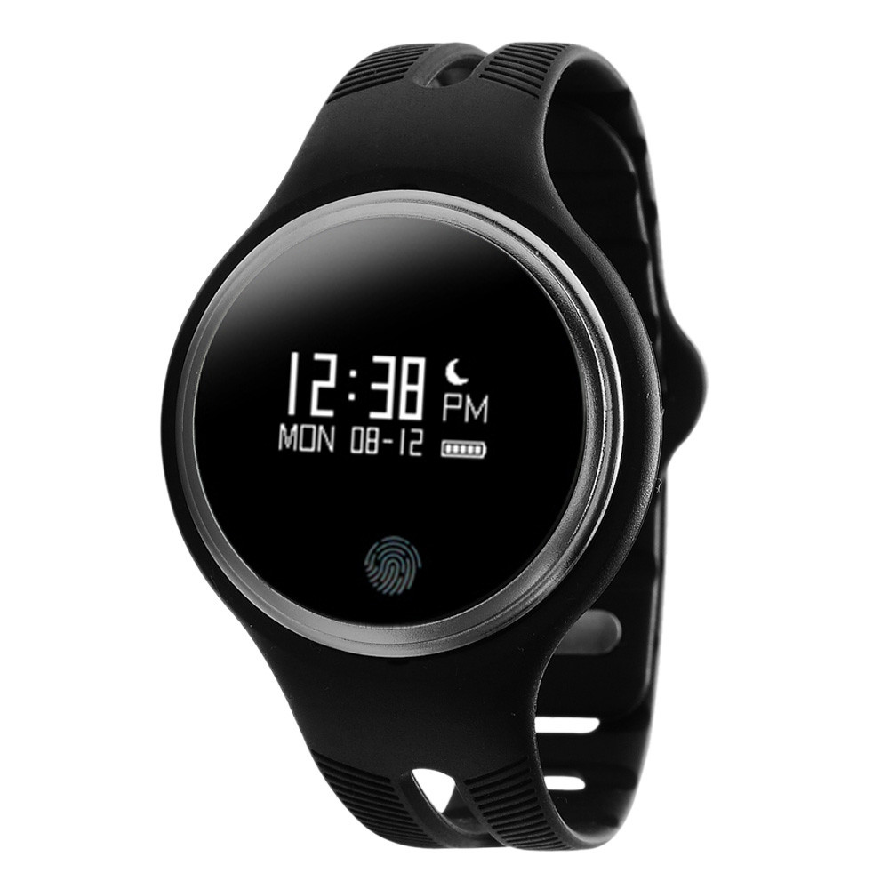 E07 Smart Watch for IOS 7.0 Android 4.3 Bluetooth 4.0 or Above Smartphone GPS Motion Trail Bicycle-riding Sport SmartWatch