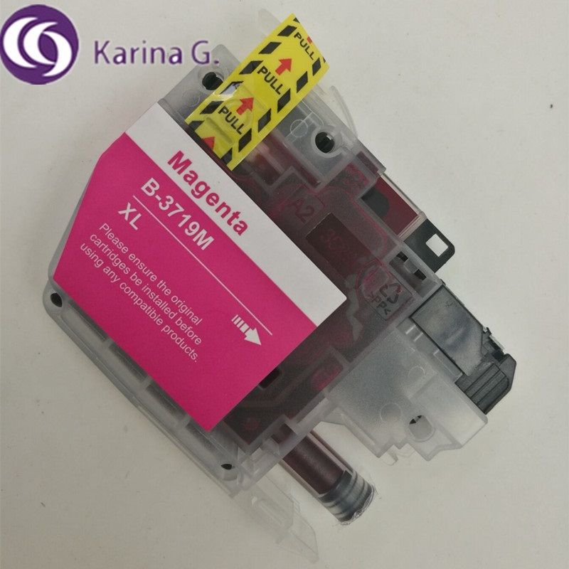 Compatible ink Cartridge for Brother LC3719 LC3719XL suit for Brother MFC J2330DW MFC J3930DW etc in Ink Cartridges from Computer Office