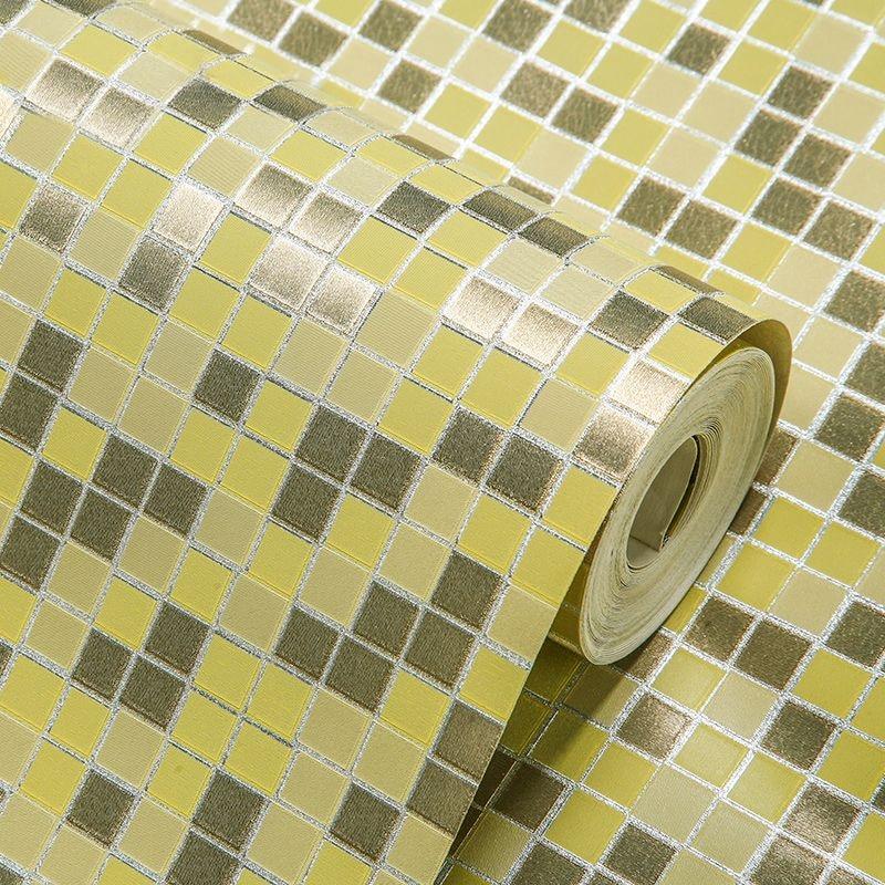 Online Kaufen Großhandel Gold Mosaik Aus China Gold Mosaik ... Badezimmer Gold Mosaik