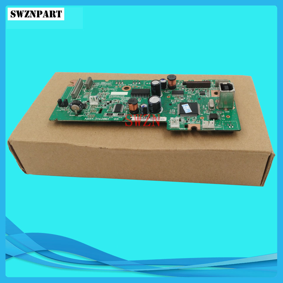 FORMATTER PCA ASSY Formatter Board logic Main Board MainBoard mother board for EPSON L220 220 L222 einkshop used formatter pca assy formatter board logic main board mainboard for epson l210 l211 l220 printer formatter board