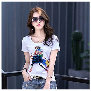 Vetement-Femme-T-Shirt-Korean-Clothes-2018-Summer-Short-Sleeve-Print-T-Shirt-Womens-O-Neck.jpg_640x640