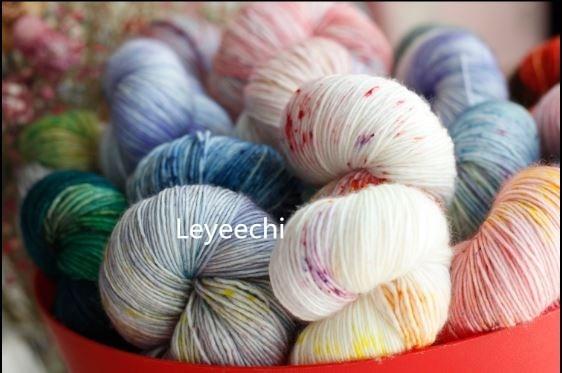 100g Beautiful 360M pcs Hot Sale Australia 100 Merino Wool Yarn for Knitting Hand knit yarn