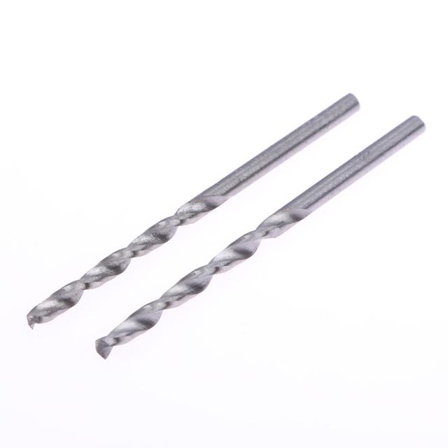 PCB Crafts Thin Aluminum Iron Sheet Plastic 28Pcs/set Mini Micro HSS4241 Twist Drill Bits Set Metric Sizes 0.3-3.0mm