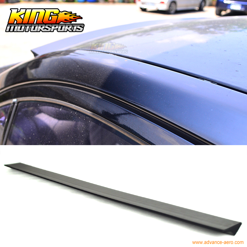 For 98-03 Lexus GS300 GS400 GS430 VRS Style Roof Spoiler Wing Unpainted - PUF for 09 10 11 mazda 6 2nd vrs style roof spoiler wing unpainted puf