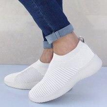 Vulcanized Shoes White Women Casual
