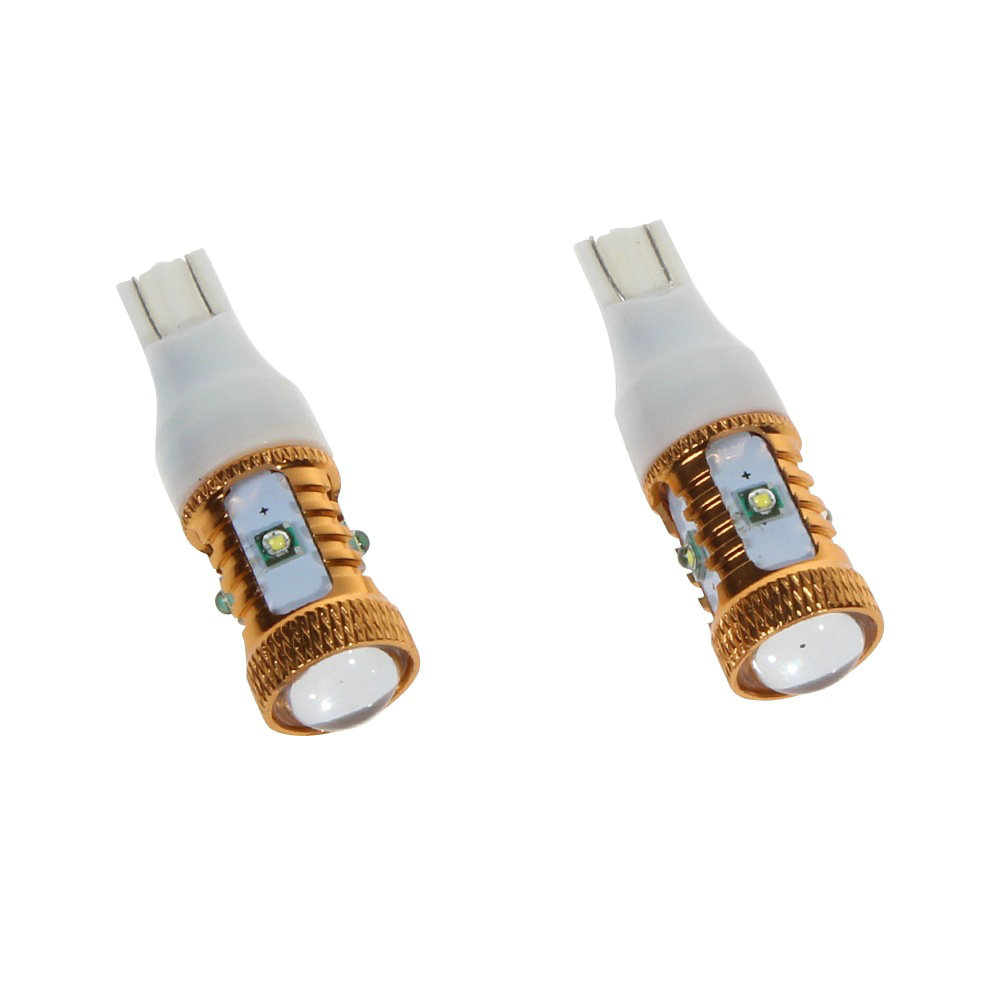 Free Shipping 2pc/lot car-styling Car Led Lamp 921 Back Up <font><b>Light</b></font> Bulb For Vw CC 2017 2016 2015