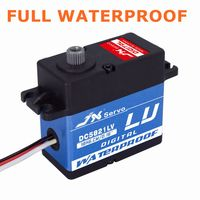 Superior Hobby JX DC5821LV 20KG Full Waterproof Mental Gear Servo For 1 8 1 10 Scaler