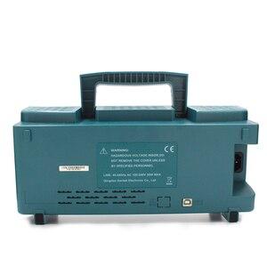 Image 5 - Hantek DSO5202P Digital Oscilloscope Portable 2 Channels 200MHz Osciloscopio LCD PC USB Handheld Oscilloscopes Multimetro