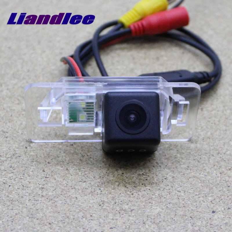 Liandlee Back up park kamerası BMW X1 E84/X3 E83/HD CCD Araba Ters Dikiz Kamera/ gece Görüş