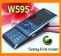 Original Refurbished Sony Ericsson W595 Mobile Phone Unlocked W595 Cell Phone 3.15MP