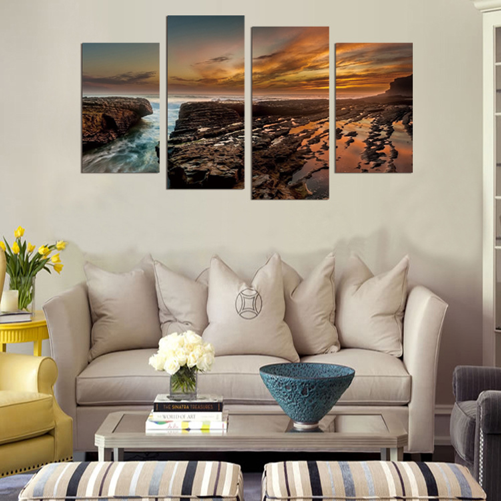 Seaside Bedroom Decor Popular Seaside Painting Buy Cheap Seaside Painting Lots From