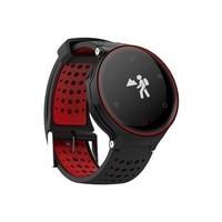 Smart Armband Waterdichte Bloed Zuurstof Polsband Bloeddruk Hartslag NRF51822 2.D Glas Wirelss Smart Wrist Band