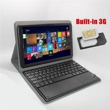 Sale!!!Glavey WIB1000  10.1 Inch  IntelBaytrail T-CR Atom Quad core Tablet PC Windows 8.1 1GB+16GB Dual Cameras Tablet