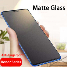 9D Anti-fingerprint Protective Tempered Glass on the for Huawei Honor 10 lite 10i 20s 20 8A Pro 8C 8x max 8S Screen Protector 9H