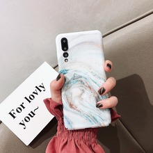 Meachy Luxury Hard PC Marble Phone Case For Huawei P20 Lite Pro P20 Honor 10 Case Back Cover For Funda Huawei P20 Pro Case