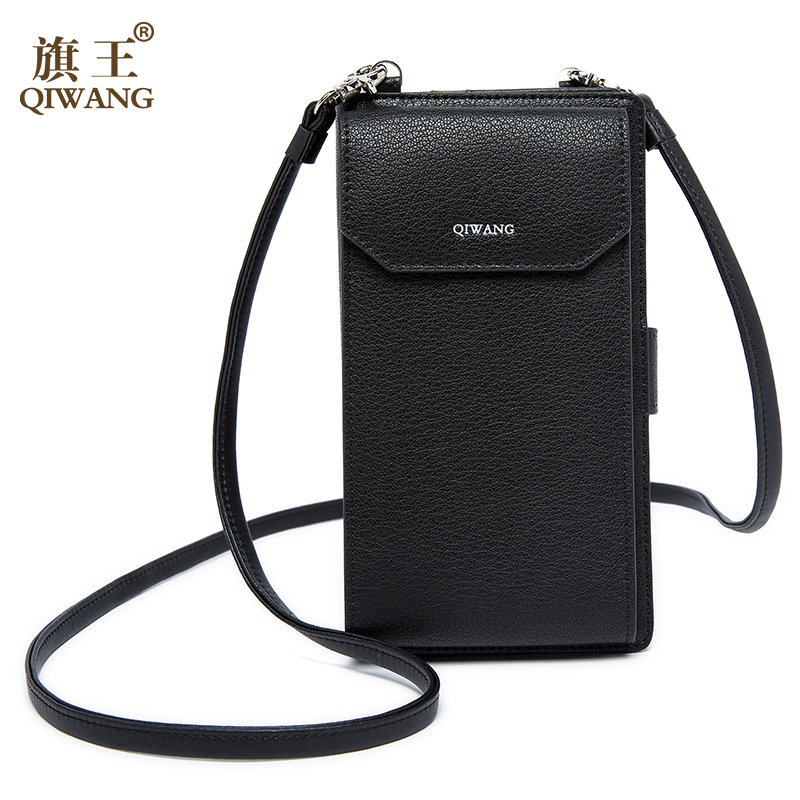 Leather Shoulder Phone Bag Wallets Women Small Purse for Cell Phone and Card Holder Wallet Phone Bag for Shopping все цены