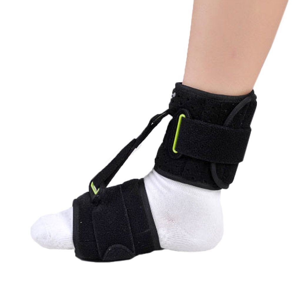 10pcs AFO wholesales Ankle Joint Foot Drop Orthosis for Plantar Fasciitis Brace Day and Night Splint Adjustable drop foot braces foot drop orthoses plantar fasciitis ankle achilles tendinitis supporting feet correction