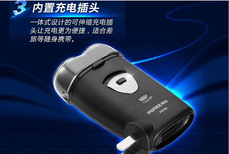 Hot Selling 2In 1 Washable Rechargeable Shaver on sale 1 hour usable can be cleaned   Free Shipping free shipping 4pcs aa nizn 1 6v 2500mwh high voltage rechargeable battery hot sale 3 5 hour fast charger