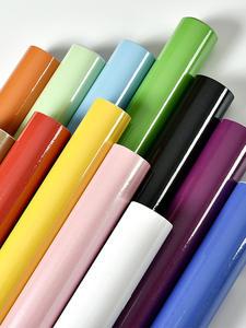 Wallpaper Kitchen Decorative-Film Furniture Cabinet Paint Self-Adhesive Vinyl Home-Decor