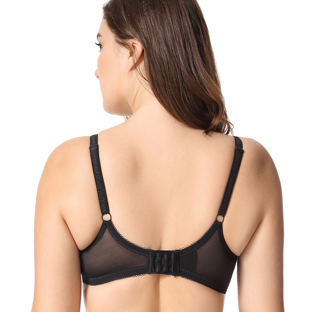 Padded Underwire Full Support Maternity Nursing Bra