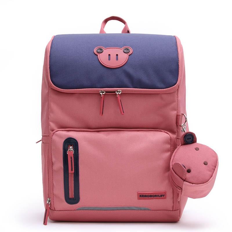 Women backpack Korean style Students Printed Canvas Backpack Shoulder Bag School bag Rucksack mochila feminina BB0025