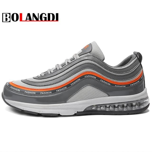 Bolangdi 2018 Hot Sale Sport shoes men Air cushion Running shoes for man  Outdoor Summer Sneakers c420a9fe520