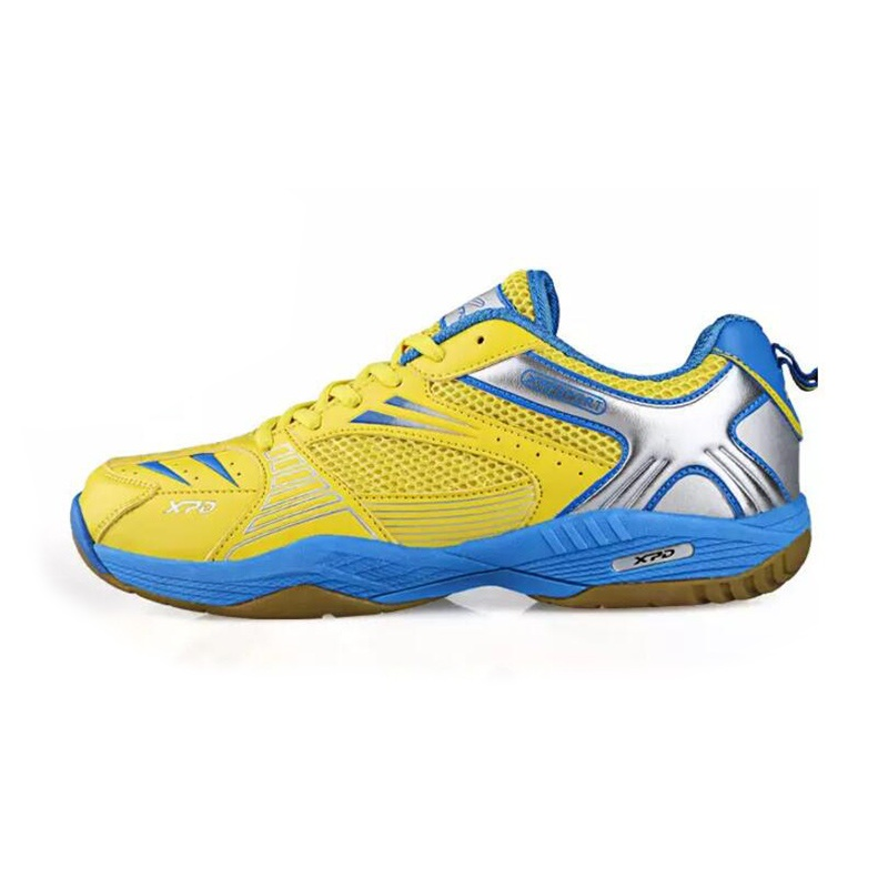 Professional Cushioning Volleyball Shoes Men Women Sports Breathable Sneakers Hard wearing Table Tennis Shoes D0439