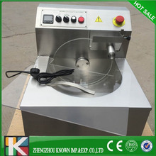 CE approved 8kg/time Chocolate Melting Pot Machine Tempering Moulding Chocolate Machine 220v