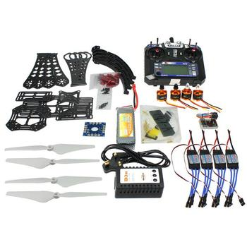 F14893-H DIY RC Drone Kit With X4M380L Frame Kit QQ Super FS-i6 TX
