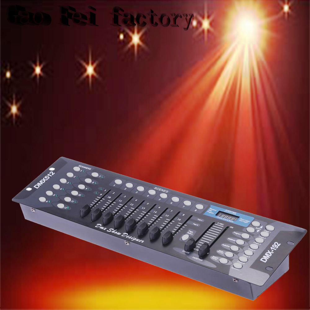 192 Lighting 512 dmx Computer Lamp Professional DJ Controller For Stage Light192 Lighting 512 dmx Computer Lamp Professional DJ Controller For Stage Light