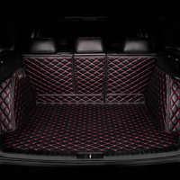 Alfombrilla de coche personalizada para Hyundai todos los modelos ix25 ix35 Tucson Grand SantaFe Sonata nueva Santafe ENCINO Verna Elantra Avante MISTRA