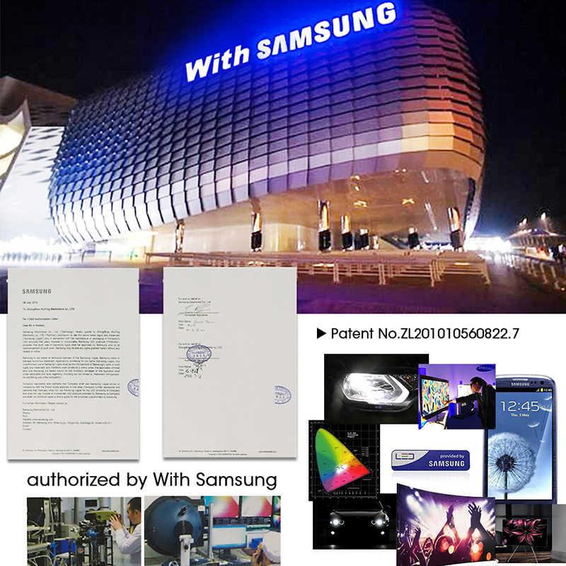 Hlxg 2PCS H1 LED H7 With SAMSUNG CSP Chip  Car Led Headlight Bulbs H4 Hi/Lo Beam H11 LED 6500K 9006 HB4 9005 H8 Fog Light