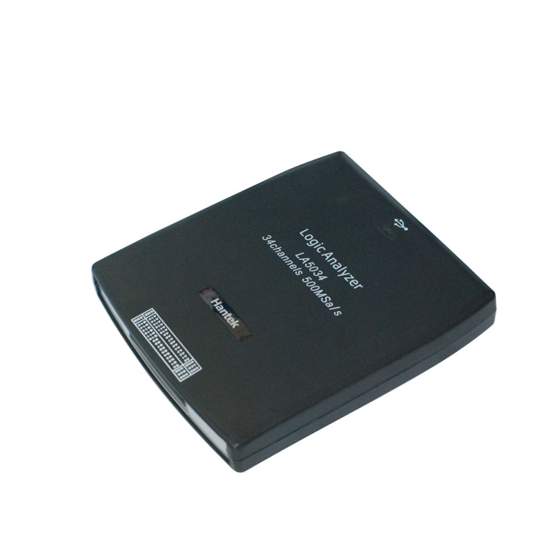 Hantek LA-5034 34 Channels 500MSa/s 150MHz PC Based USB Logic Analyzer OscilloscopeHantek LA-5034 34 Channels 500MSa/s 150MHz PC Based USB Logic Analyzer Oscilloscope