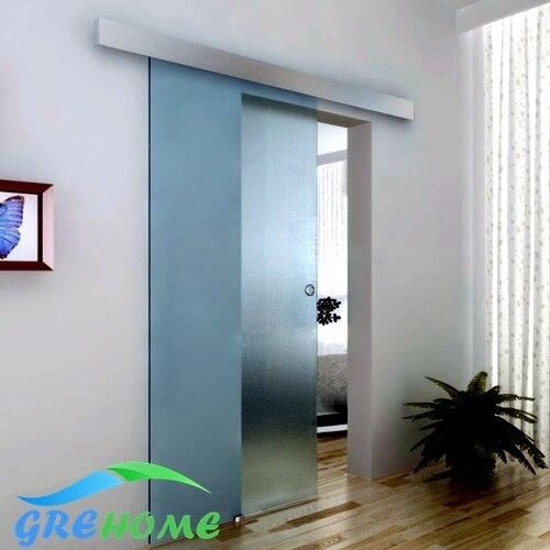 раздвижные стеклянные душевые двери
