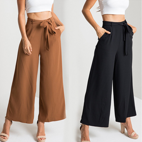 Trousers (British English) or pants (American English) are an item of clothing that might have originated in East Asia, worn from the waist to the ankles, covering both legs separately (rather than with cloth extending across both legs as in robes, skirts, and dresses).