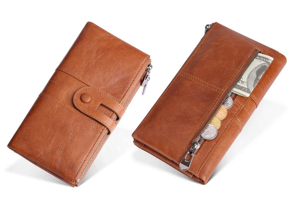 2072--Genuine Leather long Women Wallet-Casual Clutch Wallets_01 (13)