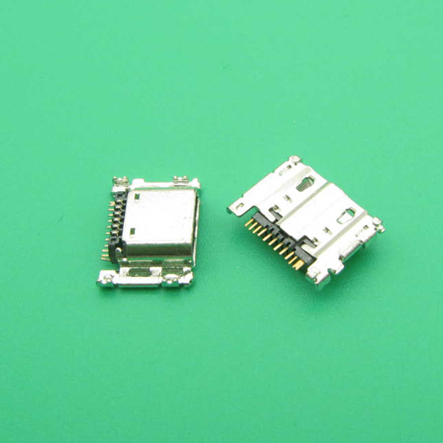 1 Pcs Voor Samsung Galaxy Tab4 SM-T700 T705C T800 T805 T805C T330 T331 T335 Nieuwe Originele Micro Usb Opladen Connector poort