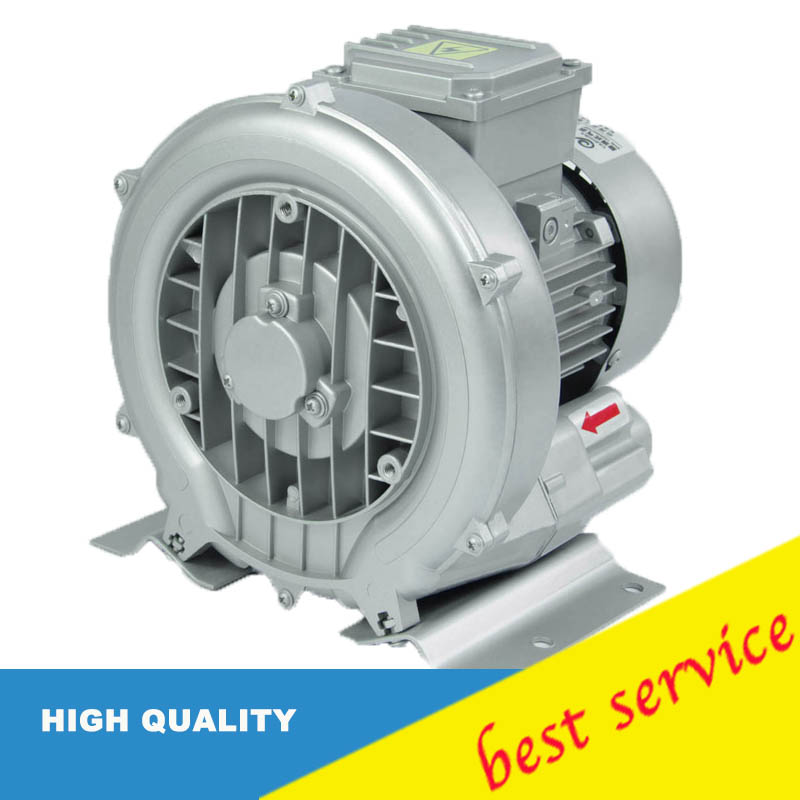 цена на HG-120 220v 50hz Ring Blower 220V Air Pump CNC Router Vacuum Pump Vortex Pump