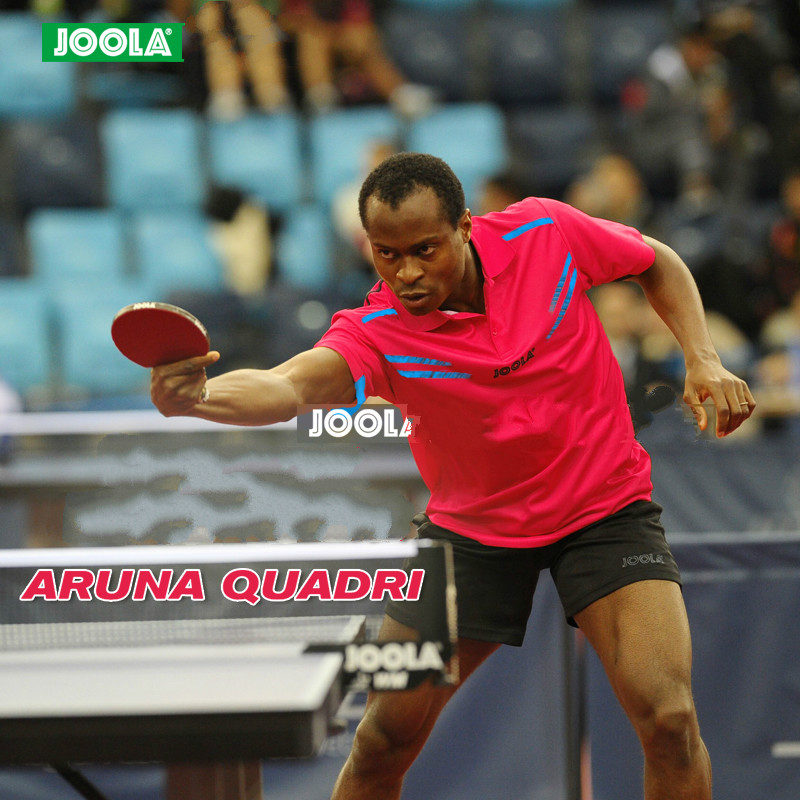 Joola High Quality Table Tennis Shirt Jerseys Training T Shirts Ping Pong Shirts Cloth Sportswear Table Tennis Clothing